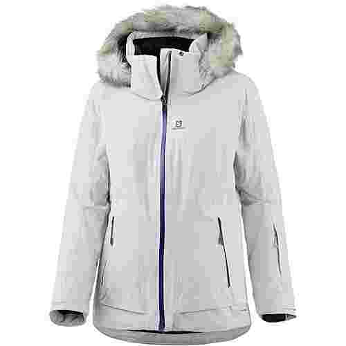 Salomon WEEKEND Skijacke Damen vapor-heather