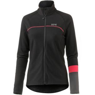 GORE® WEAR C5 Thermo Jersey Fahrradtrikot Damen black/terra grey