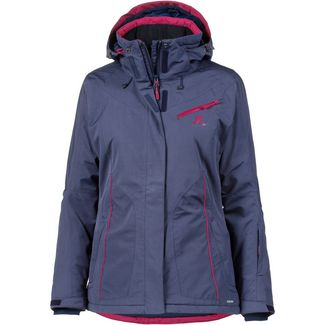 Salomon FANTASY Skijacke Damen medieval-blue-heathe