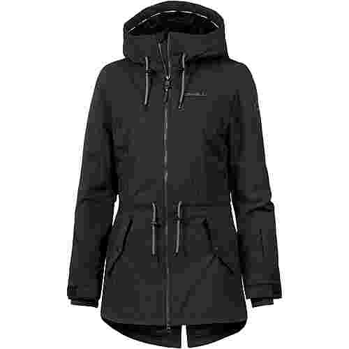 O'NEILL HYBRID Skijacke Damen black out