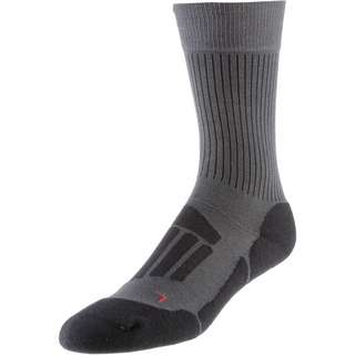 Rohner Mountain Trekking Wandersocken anthrazit