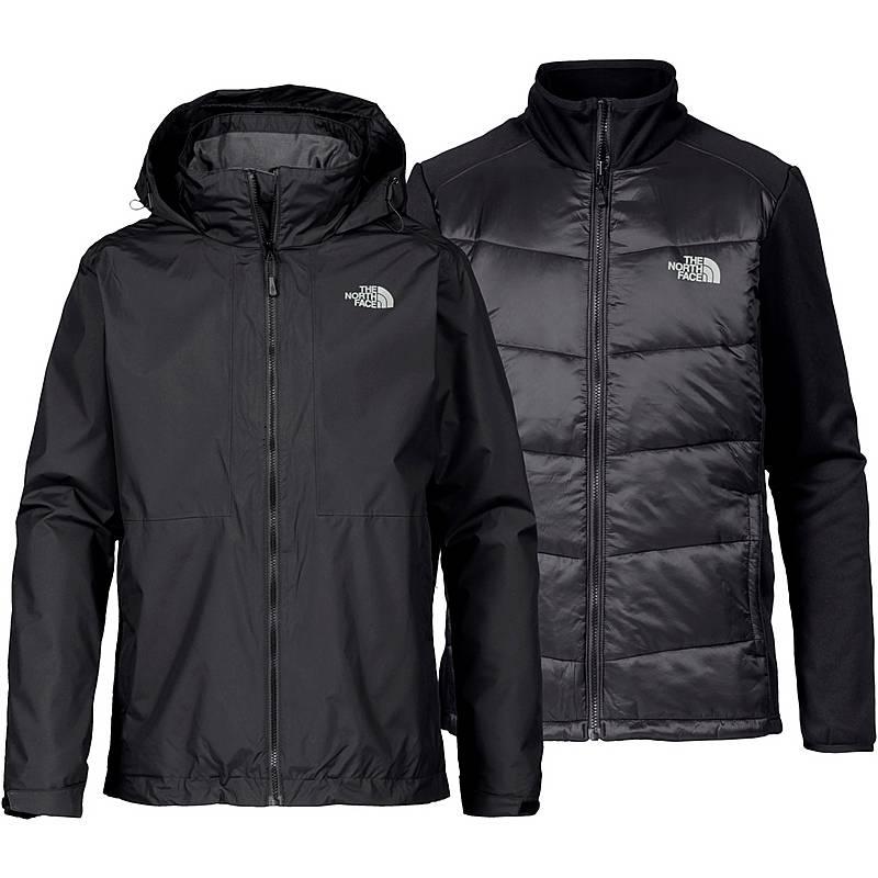891403e3d8556 The North Face ARASHI II Doppeljacke Herren TNF Black im Online Shop ...