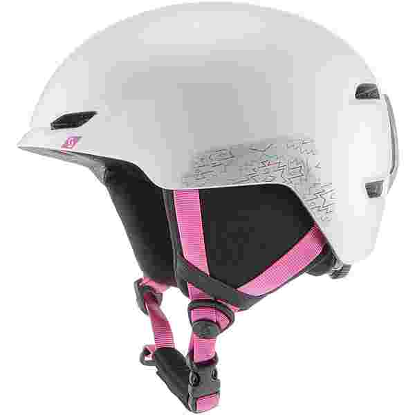 SCOTT Keeper 4 Skihelm white