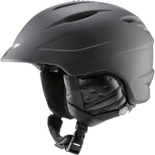 Giro Sheer Skihelm Damen matte black cross stitch
