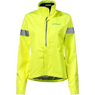 Endura Urban Luminite Fahrradjacke Damen Neon-Gelb
