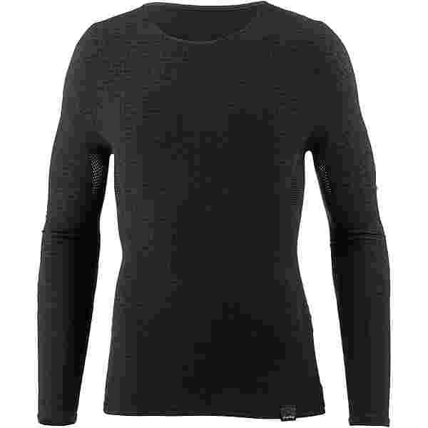 GripGrab Freedom Seamless Thermal Funktionsshirt black