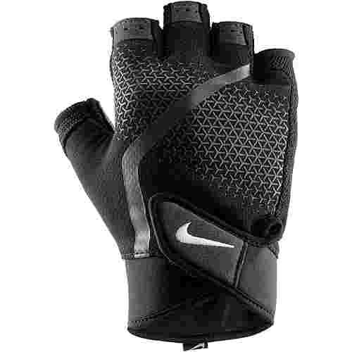 Nike Extreme Fitnesshandschuhe Herren black-white