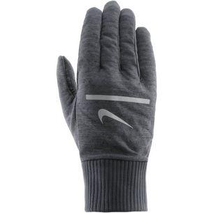 Nike Heathered Sphere Laufhandschuhe Herren black heather-wolf grey-silver