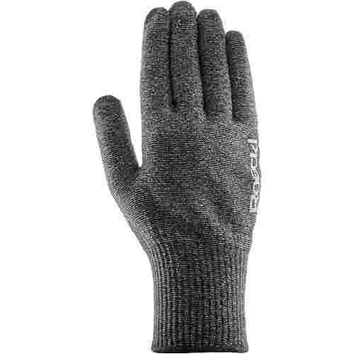 Roeckl Kopenhagen Fingerhandschuhe anthracite melange