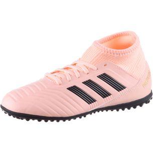 adidas PREDATOR TANGO 18.3 TF J Fußballschuhe Kinder clear orange