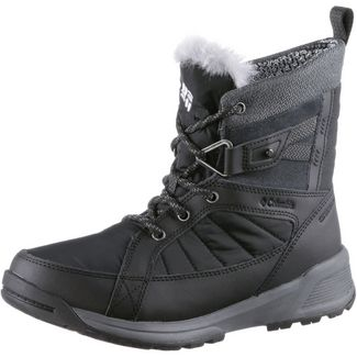 Columbia Meadows Shorty Omni-Heat Winterschuhe Damen black-steam
