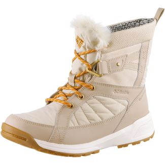 Columbia Meadows Shorty Omni-Heat Winterschuhe Damen ancient fossil-bright copper