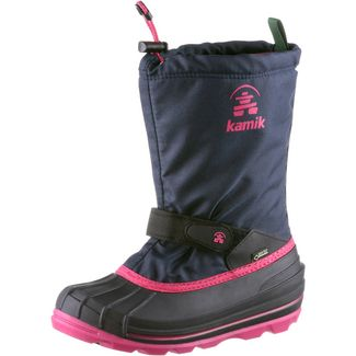 Kamik Waterbug8G GTX® Winterschuhe Kinder navy-rose