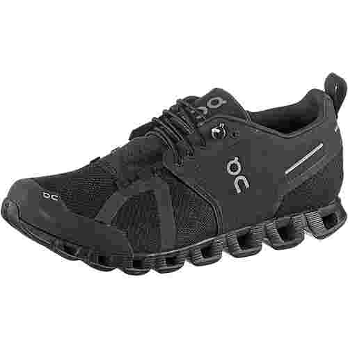 ON Cloud Waterproof Laufschuhe Damen black-lunar