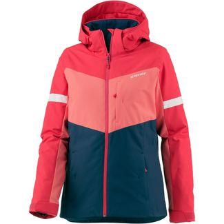 Ziener Palara Skijacke Damen fiery red