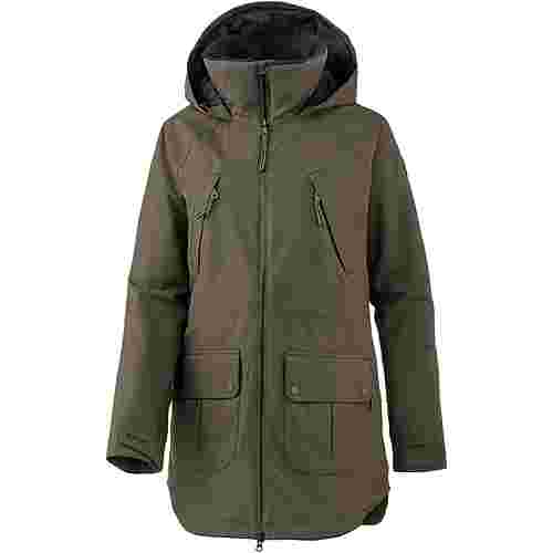 Burton Prowess Snowboardjacke Damen forest night