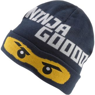 Lego Wear Beanie Kinder dark navy
