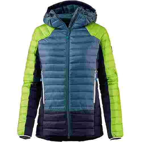 Millet LD TRILOGY DUAL SYNTH'X Daunenjacke Damen SAPHIR/ACID GREEN