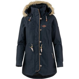 Picture Katniss Snowboardjacke Damen dark-blue