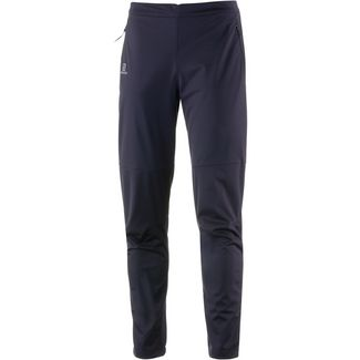 Salomon Softshellhose Herren night sky