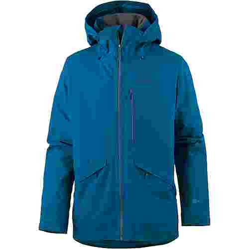 Patagonia Insulated Snowshot Skijacke Herren big sur blue