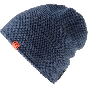 ORTOVOX Heavy Gauge Beanie night blue