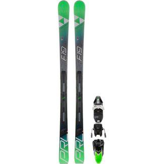 Fischer PROGRESSOR F19+RSX12 GW All-Mountain Ski schwarz/grün