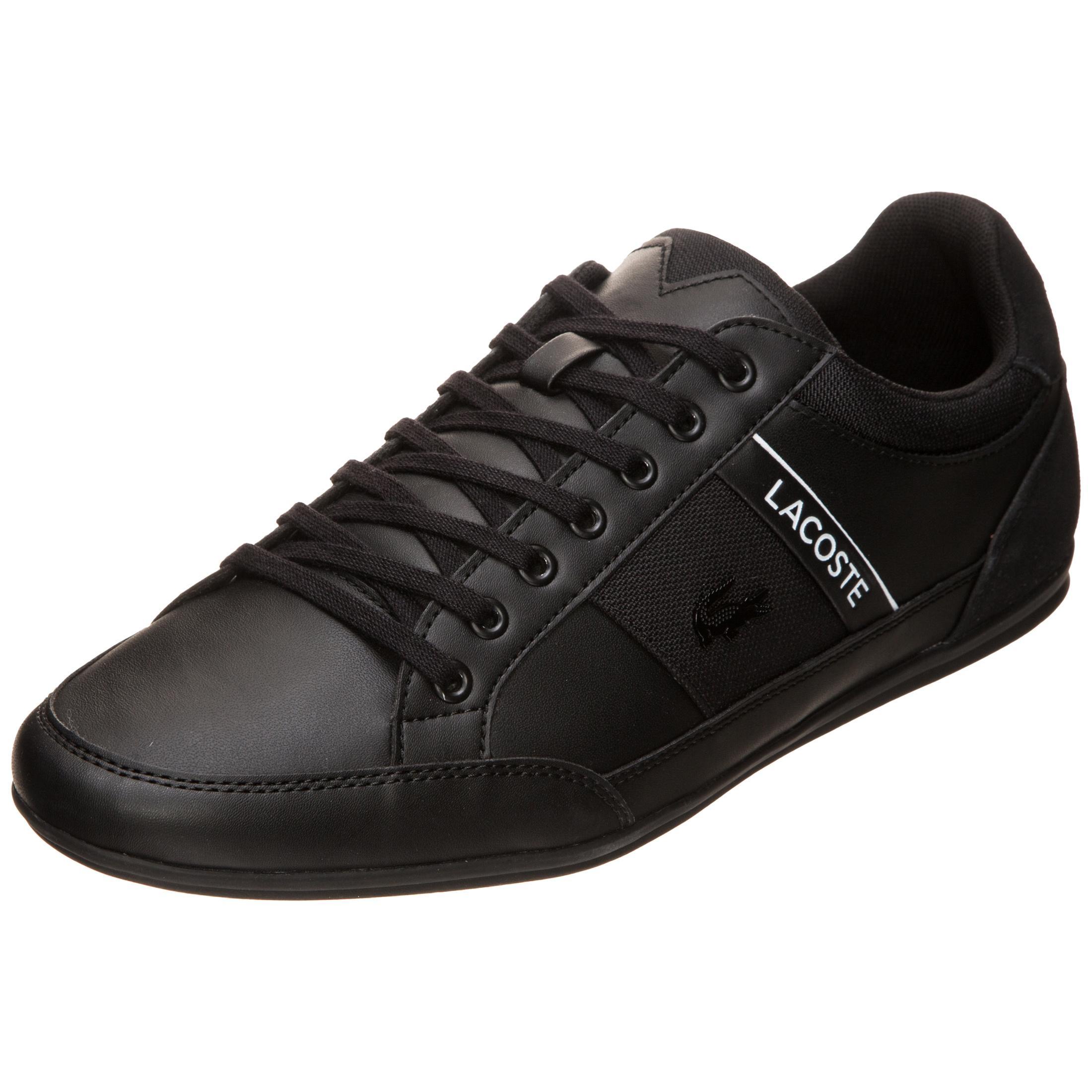 Lacoste Chaymon Turnschuhe Herren schwarz schwarz schwarz   weiß im Online Shop von SportScheck kaufen Gute Qualität beliebte Schuhe 82f85f