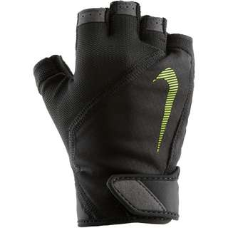 Nike Fitnesshandschuhe Herren black-dark grey