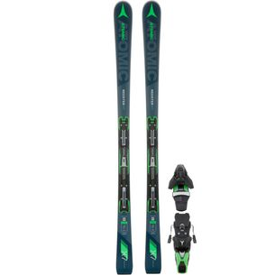 ATOMIC REDSTER X7 + FT 12 GW Race Carver Grey Blue/Green