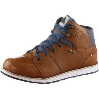Dachstein Hubert GTX® Winterschuhe Herren sunny brown-midnight blue
