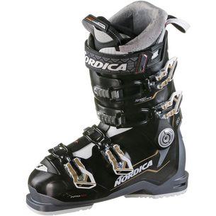 Nordica SPEEDMACHINE 95 X W Skischuhe Damen BLACK-ANTHRACITE-BRONZE