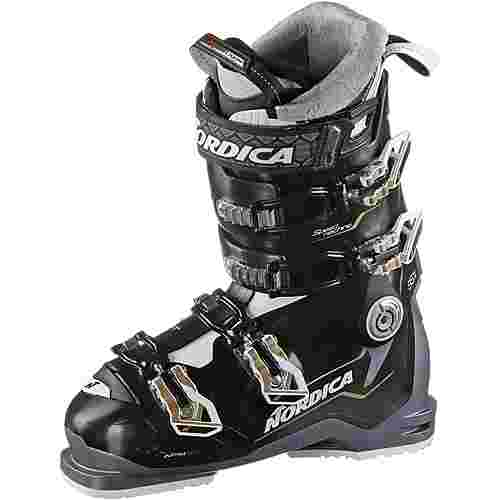 Nordica SPEEDMACHINE 95 X W Skischuhe Damen BLACK-ANTHRACITE-BRONZE