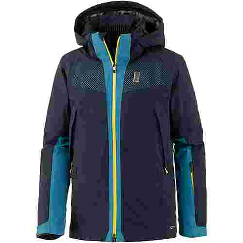 Salomon Whitezone Skijacke Herren night sky
