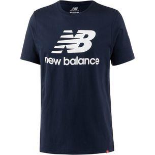 NEW BALANCE T-Shirt Herren pigment