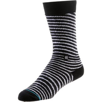 Stance Black Star Sneakersocken Herren black