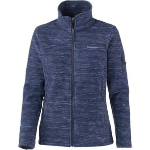 Columbia Fast Trek Outdoorjacke Damen Nocturnal Spacedye Print