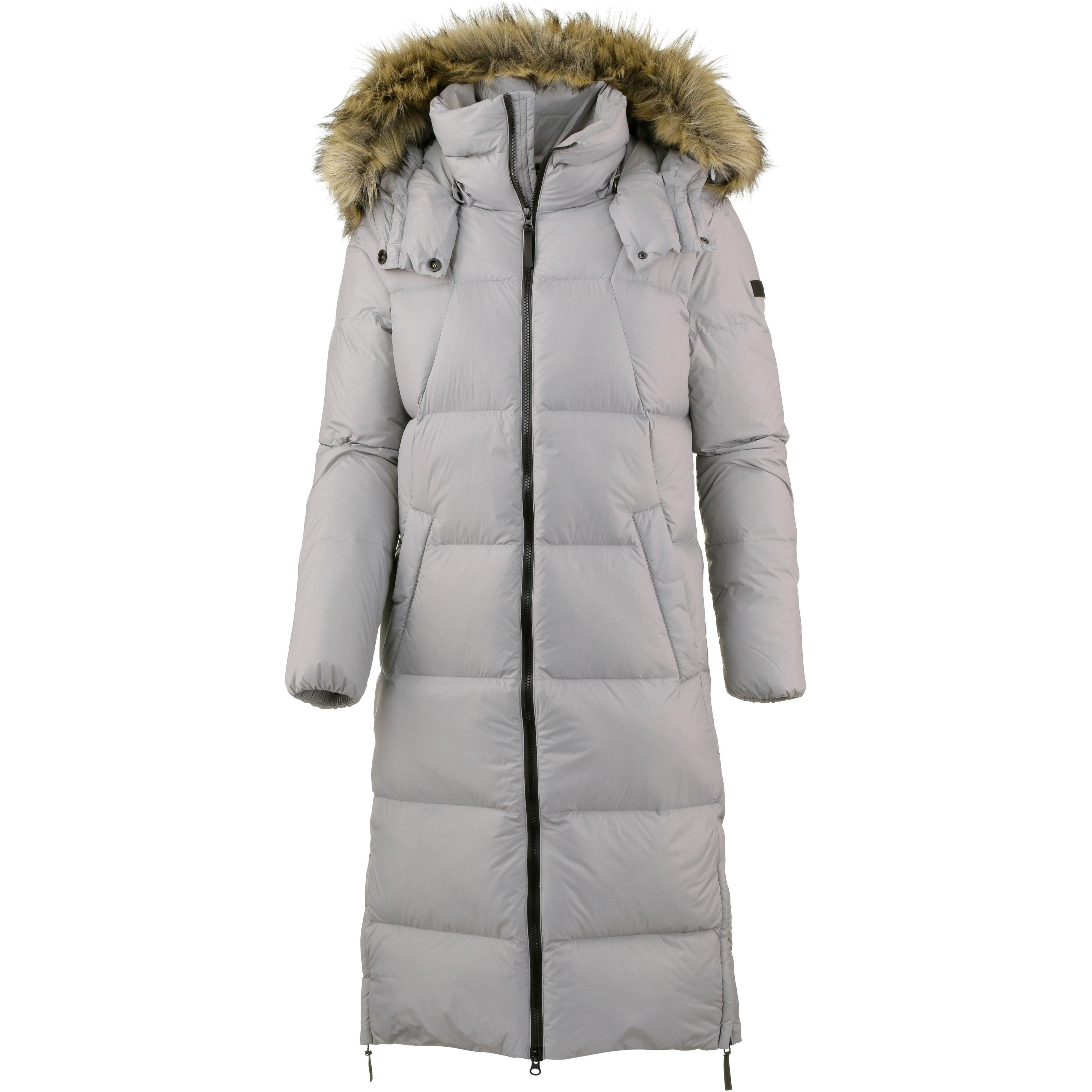 Jack Wolfskin The Great Lakes Daunenmantel Damen slate grey im Online Shop von SportScheck kaufen