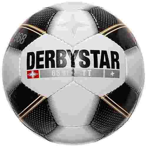 Derbystar 68er TT Fußball weiß / schwarz