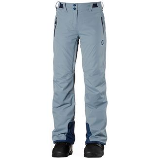 SCOTT Ultimate Snowboardhose Damen blue haze