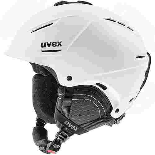 Uvex p1us 2.0 Skihelm white mat