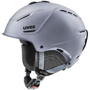 Uvex p1us 2.0 Skihelm strato met mat