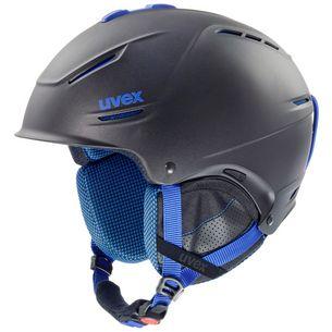 Uvex p1 us pro Skihelm black-blue