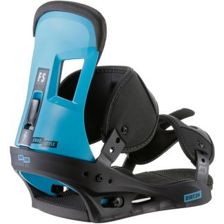 Burton Freestyle Snowboardbindung Herren cobalt blue