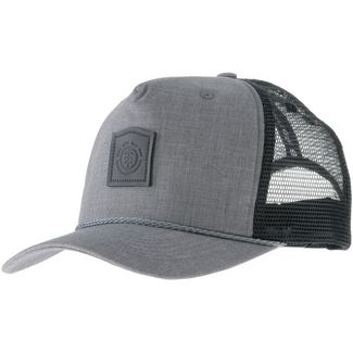 Element Wolfeboro Trucker Cap mid grey heather