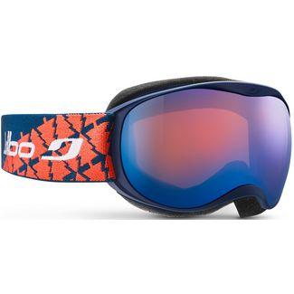 Julbo ATMO KAT 3 Skibrille Kinder blau/orange