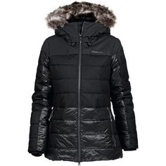 O'NEILL HYBRID Steppjacke Damen black out