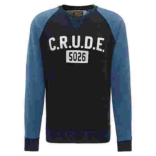 Petrol Industries Sweatshirt Herren Dark Indigo