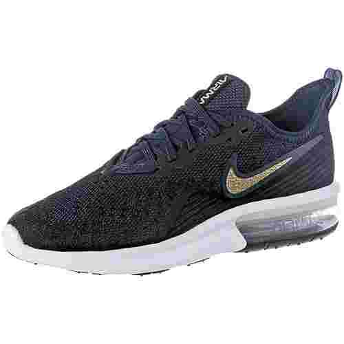 Nike Air Max Motion 2 Sneaker Damen black rose gold thunder grey im Online Shop von SportScheck kaufen
