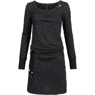Ragwear Penelope Jerseykleid Damen black